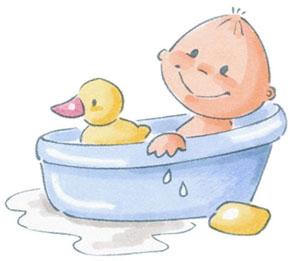 Закаливающие процедуры для малыша