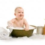 Купание новорожденного ребенка. Как правильно купать