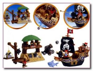 Сюжетно-ролевая игра Пираты