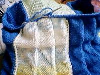 вязание крючком юбки для девочек