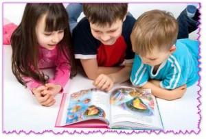 Как дошкольника приучить к чтению