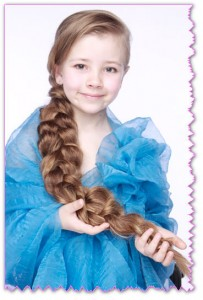 Вара-краса, длинная коса!